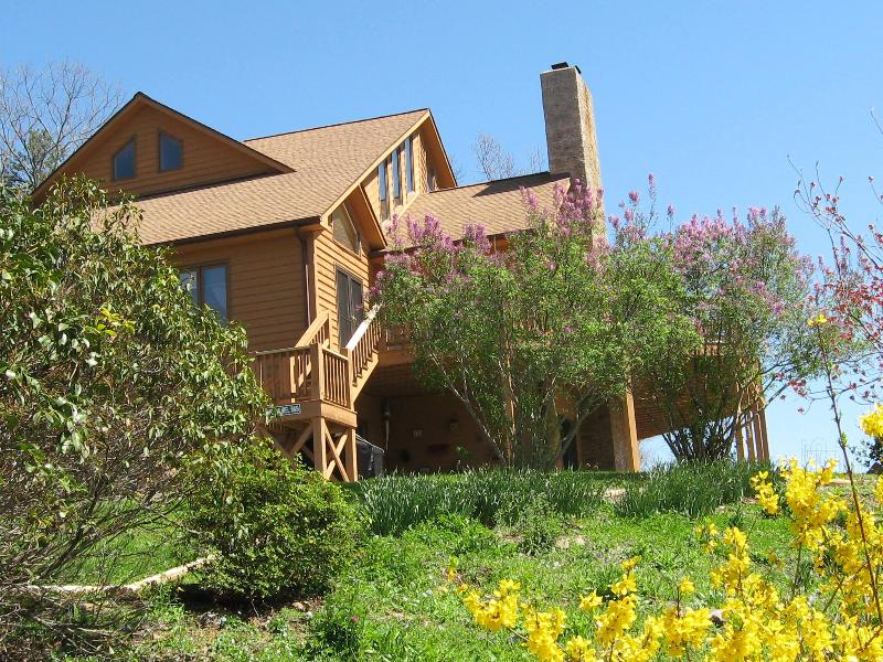 summer day! - Mountain Laurel Bed and Breakfast (NOT Rental) - Fairview - rentals