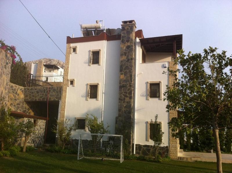 Kadikalesi Sea View Villa - Image 1 - Mugla - rentals