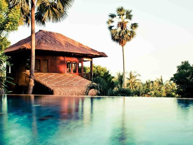 The Coconut House - Villa Flow's Coconut House, 2 bedrooms, Candidasa - Candidasa - rentals