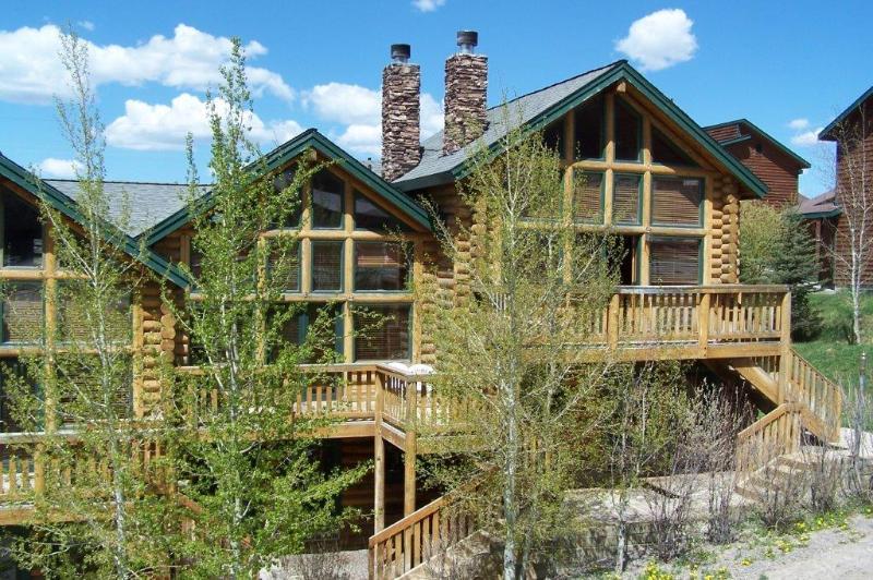 Sawing logs cozy cabins Condo #3 - Image 1 - Jackson - rentals