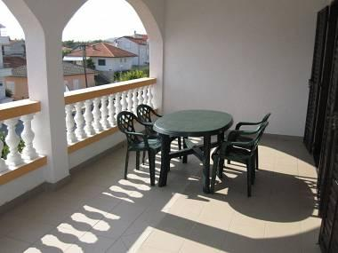 A4(4+2): covered terrace - 7246 A4(4+2) - Vodice - Vodice - rentals