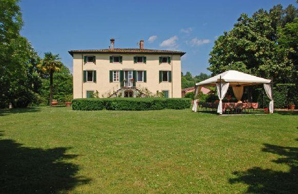 - Villa Clara Vacation Rental in Lucca - San Michele di Moriano - rentals