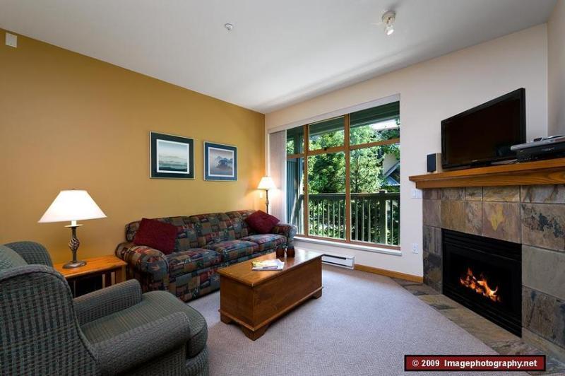Living Room - HALINA AND JOHN MYSZKO - Whistler - rentals