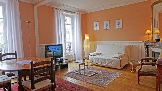 269 One bedroom   Paris Montparnasse district - Image 1 - Paris - rentals