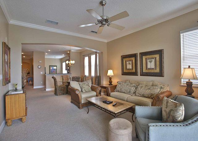 Terrific Lake View Corner Condo at Cinnamon Beach! - Image 1 - Palm Coast - rentals