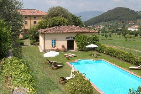 Villa Celeste with modern amenities, old-world charm & fabulous gardens - Image 1 - Lucca - rentals
