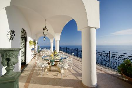 Villa Oliviero - Superb 4-level villa with multiple terraces offering stunning views & pool - Image 1 - Positano - rentals