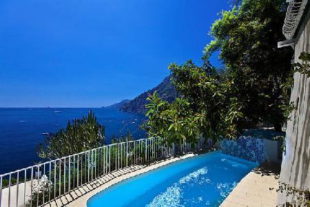 Venere - Byzantine inspired villa on 2 levels with pool & minutes from the beach - Image 1 - Positano - rentals