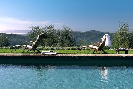 Delightful Villa La Giara offers private garden, fireplace and housekeeping - Image 1 - Florence - rentals