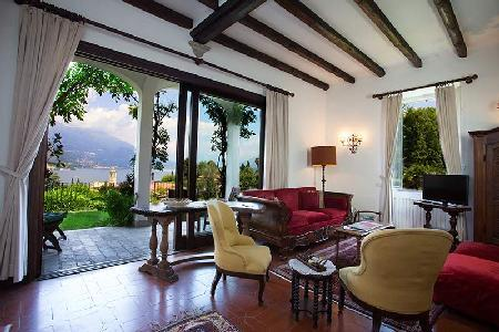 Outstanding Villa Poletti offers a relaxing garden terrace and amazing views - Image 1 - Bellagio - rentals