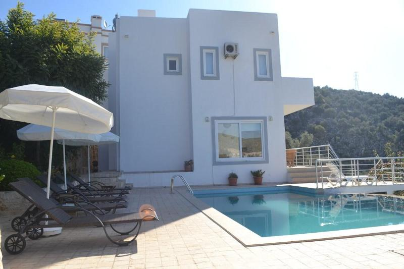 5 bedroom luxury Villa Serap with highest standart - Image 1 - Kalkan - rentals