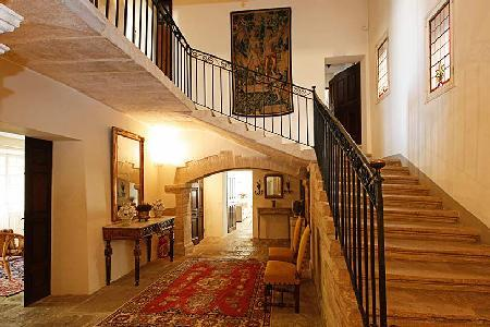 18th-Century Caromb Village Estate - A Family-Friendly Home with Luxurious Amenities & Pool - Image 1 - Carpentras - rentals