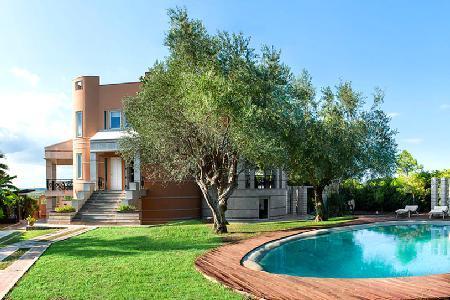 Villa Vendicari - Luxury villa in Siracusa Area near beach with private pool & panoramic views - Image 1 - Fanusa - rentals