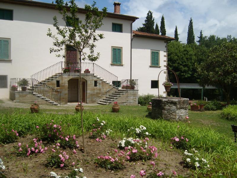 Villa Moriani - Image 1 - Capolona - rentals