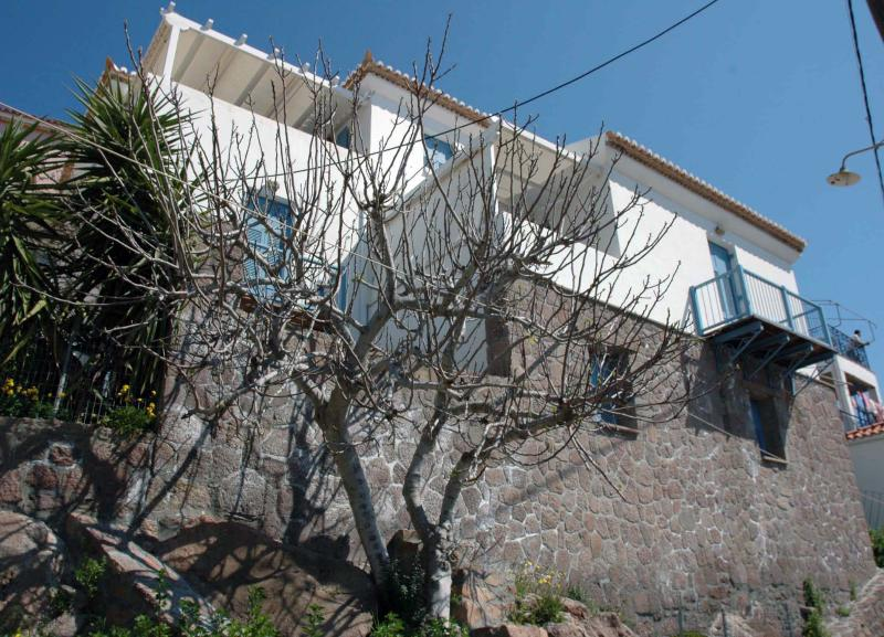 View of te house - POROS HOLIDAY HOUSE - Poros - rentals