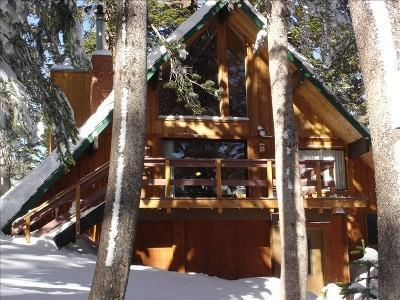 Chalet 23 @9000ft with Sun Deck Viewing Mammoth Mountain - Charming Ski In/Out... Slope-side Cabin... Steps t - Mammoth Lakes - rentals