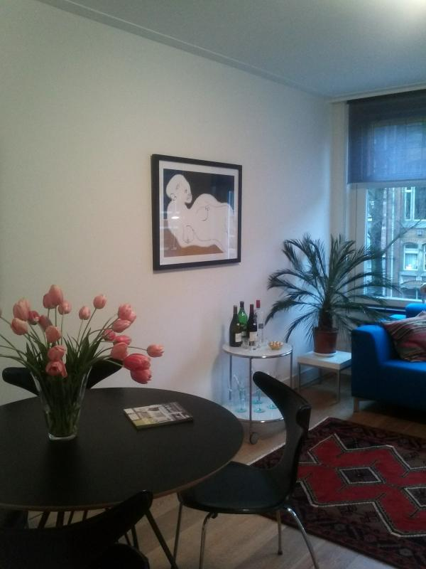 Beautiful,Sunny Apt in Oud West(bordering Jordaan) - Image 1 - Amsterdam - rentals