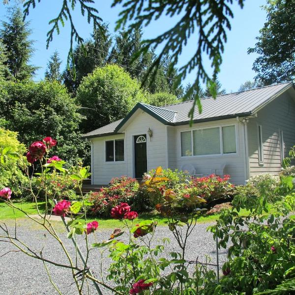 the gite - Modern, comfortable, clean cottage on Lake Samish - Bellingham - rentals