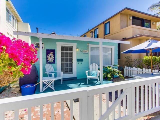 CAPTAIN'S COTTAGE - Image 1 - San Diego - rentals