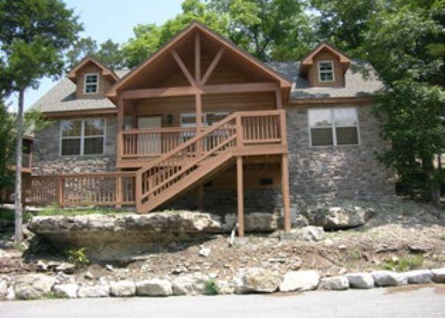 Dragan's Den - Dragan's Den- 2 Bedroom, 2 Bath Pet Friendly Lodge features a Wii! - Branson West - rentals