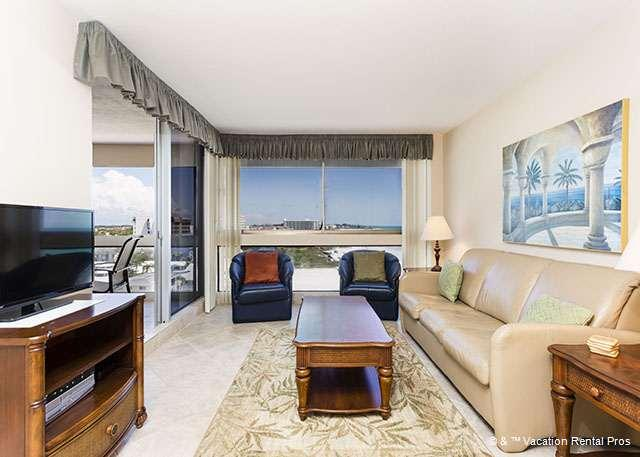 Palm Bay Club G88 Tower Condo Rental, Siesta Key, FL - Image 1 - Siesta Key - rentals