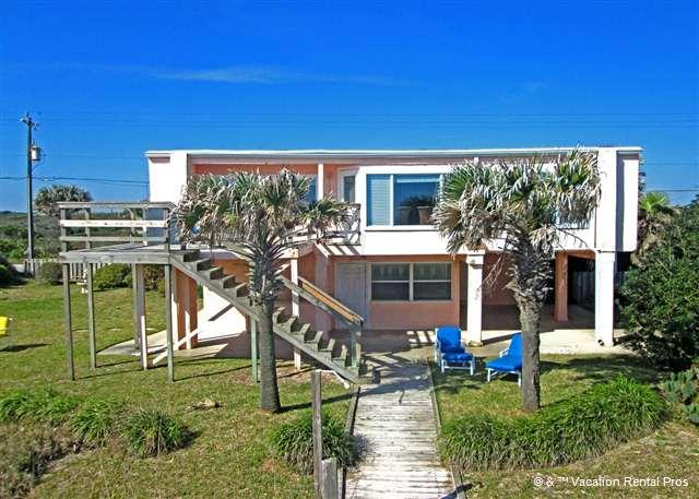 Relax and enjoy Serenity - Serenity Beach House, 3 Bedroom Beach Front, Ponte Vedra - Ponte Vedra Beach - rentals