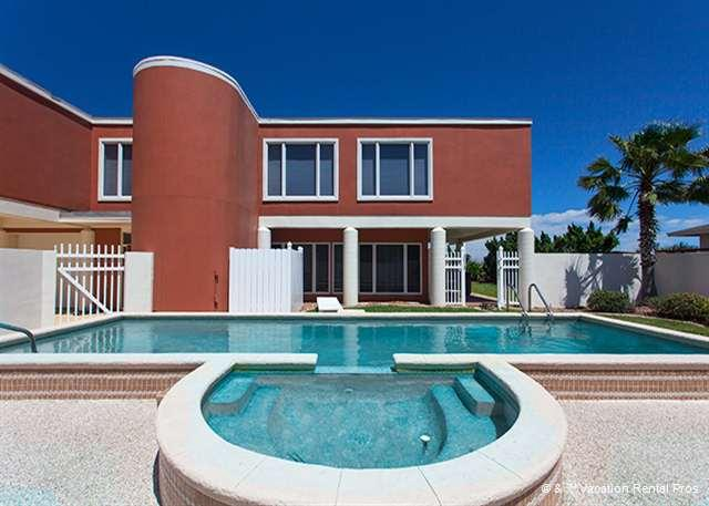 Royal Caribbean is beachfront with a private pool and spa. - Royal Caribbean, Beach Front, Private Pool, 3 Bedrooms, HDTVs - Saint Augustine - rentals