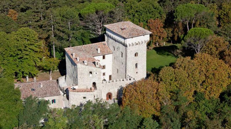 Castello Umbria - Image 1 - Gubbio - rentals