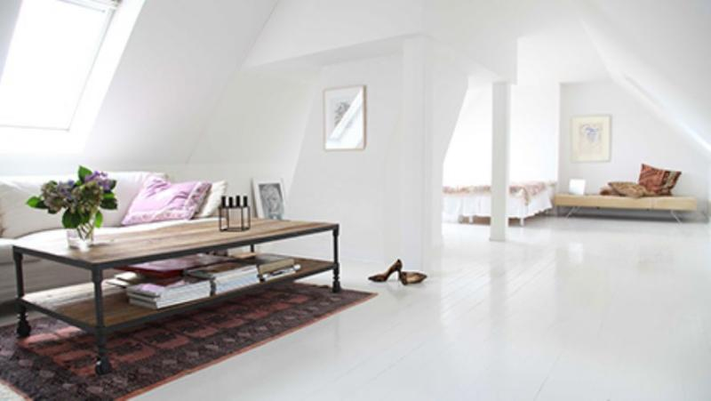 Strandgade Apartment - Beautiful attic Copenhagen apartment at Christianshavn - Copenhagen - rentals