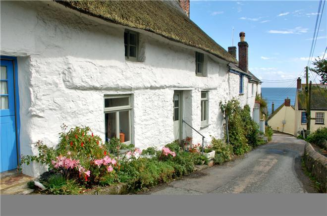 The Cot - The Cot - Cadgwith - rentals
