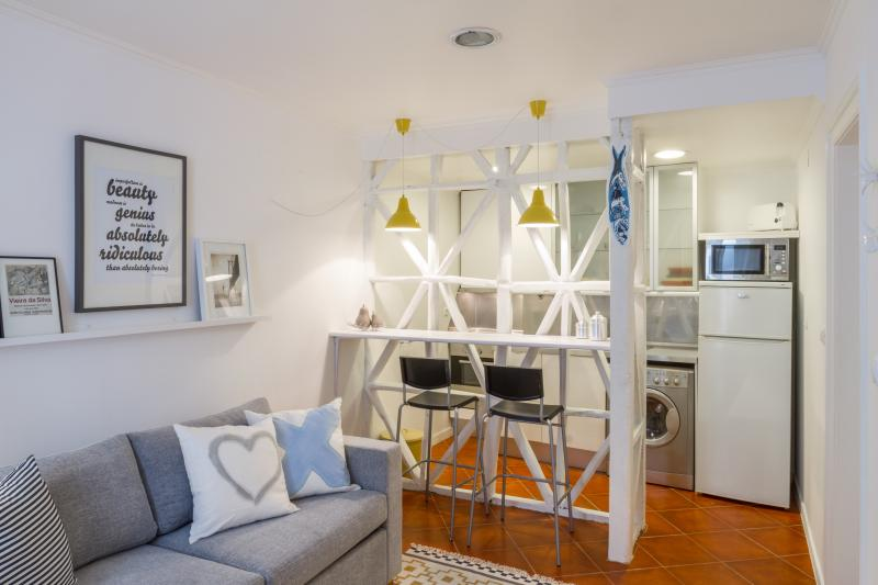 An elegant studio in a bright environment with free wifi! - Studio in heart of Alfama: belvedere Portas do Sol - Lisbon - rentals