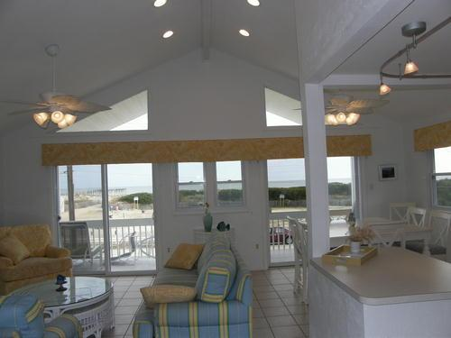 Ocean Front Paradise - Ocean Front Spectacular Views Pets OK sleeps 12 - Ocean City - rentals