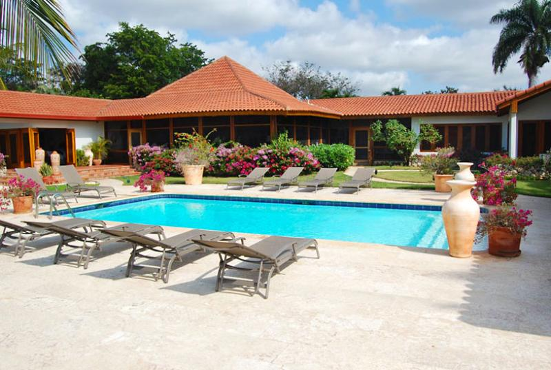Casa De Campo Villa 3 A Beautiful Home That Offers Guests World-class Resort Amenities In Tranquil And Lush Tropical Surroundings. - Image 1 - Dominican Republic - rentals