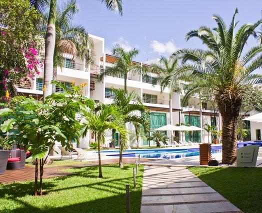 Luxury condo, huge Pool, Gym, 2 bed - Via 38 - Image 1 - Playa del Carmen - rentals