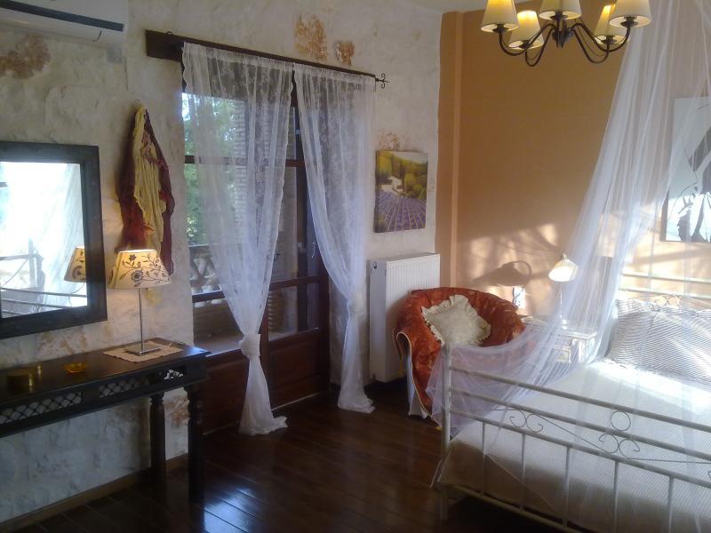 Bedroom - ALEGRIA Maisonettes with pool next to the Beach - Vasilikos - rentals
