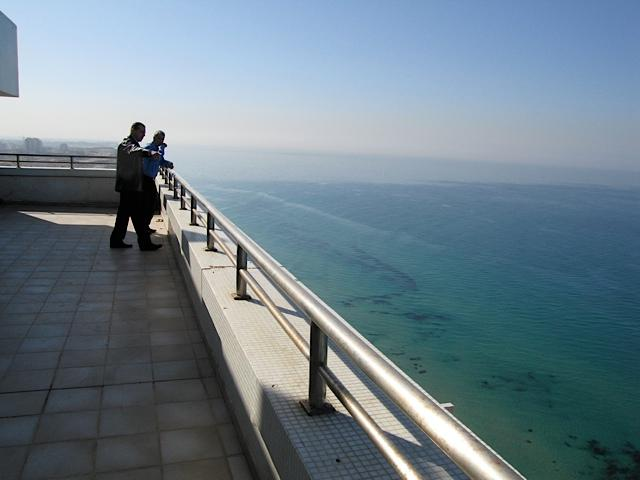 Big dreamy penthouse right above the water - Image 1 - Netanya - rentals