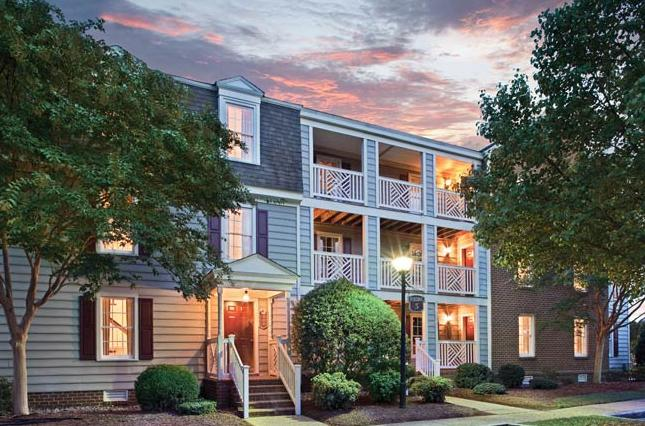 Wyndham Kingsgate Williamsburg, VA - 2/2 BR Deluxe - Image 1 - Williamsburg - rentals
