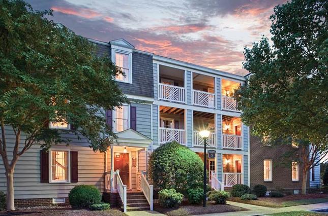 Wyndham Kingsgate Williamsburg, VA - 1/1 BR Suite - Image 1 - Williamsburg - rentals