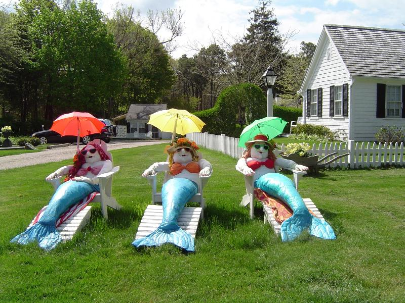 Guests relaxing at Michael's B&B - Michael's B&B in Brewster - Brewster - rentals