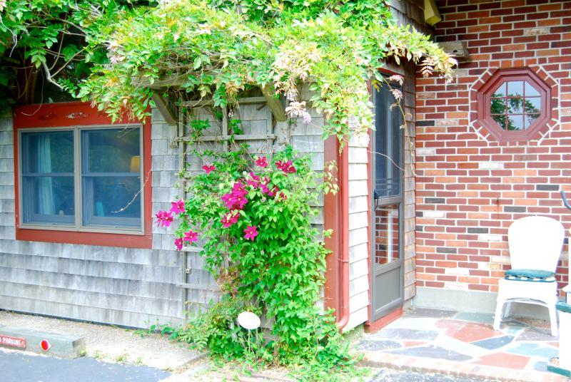 Entrance - Crosswinds B&B Suites -Cape Cod Studio - Eastham - rentals