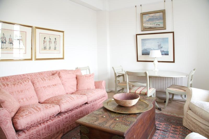 Living Room - York House, Chelsea, SW3. - London - rentals
