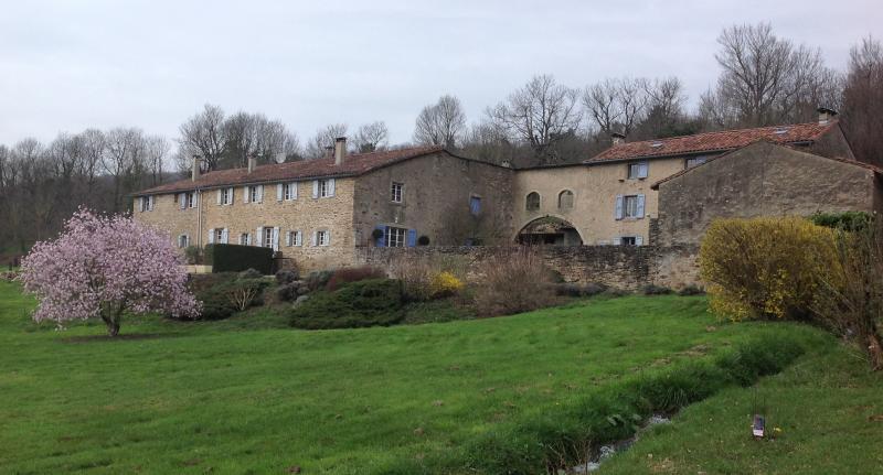View (spring) - Gîte La Ranquière - Rouairoux - rentals