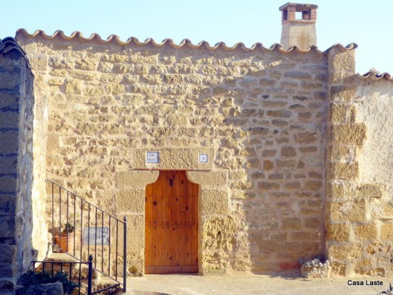 Main entrance - Cosy Cotagge Casa Laste - Zaragoza - rentals