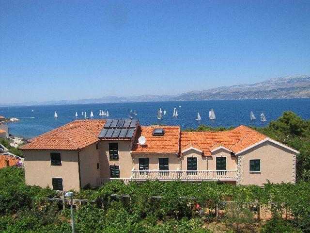 Apartments Santic Ap14 - Image 1 - Postira - rentals