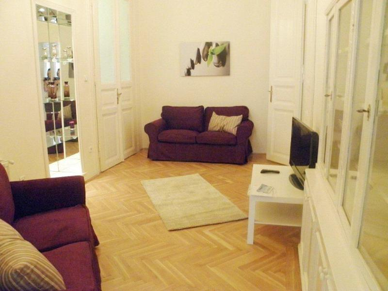 Stoller Classic Apartment - Image 1 - Budapest - rentals