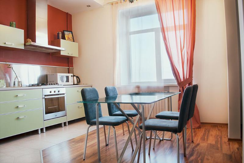Charming 1 bedroom apartment in historical center - Image 1 - Nizhniy Novgorod - rentals