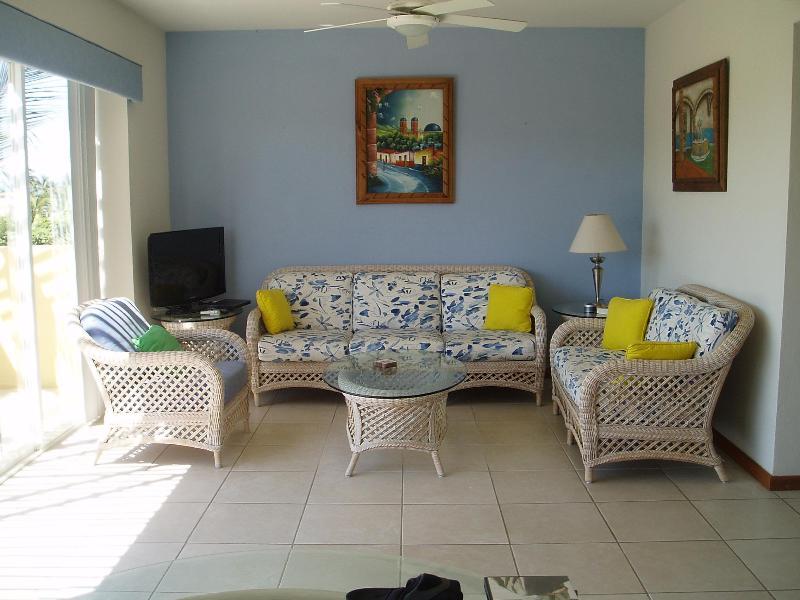 Living room - Nuevo Vallarta two bedroom vacation condo - Nuevo Vallarta - rentals