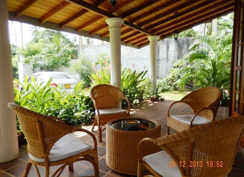 Verandah - Villa Blue Coral Hikkaduwa - Hikkaduwa - rentals