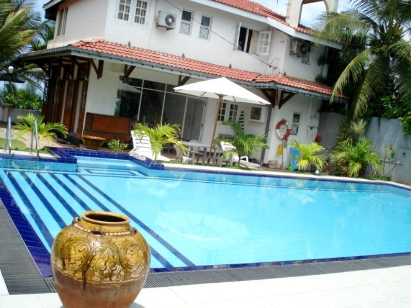 Photo New - BEACH FRONT modern Villa Closer to Bentota - Sri Lanka - rentals