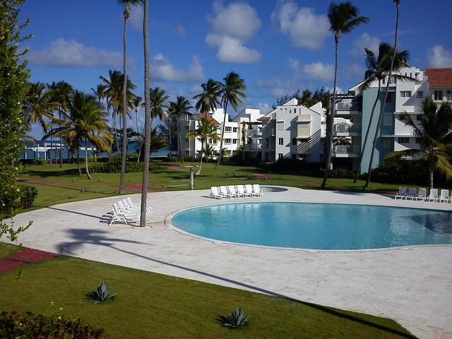 Pool View - Playa Turquesa E-201 Premier Beachfront Ocean View - Punta Cana - rentals